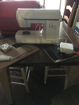 ELNA QUILTERS 2 DREAM SEWING MACHINE 6600 in Houston, Texas