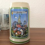 Oktoberfest Stein 1976 in Ramstein, Germany