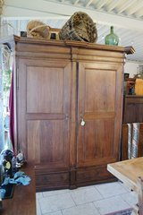 rare 200 year old armoire in Spangdahlem, Germany