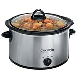 ***BRAND NEW***Crock-Pot 4-Quart Round Manual Slow Cooker, Stainless Steel*** in Cleveland, Texas