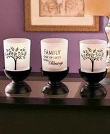 ***REDUCED***BRAND NEW***3-pc. Family Tree Candle Garden*** in Kingwood, Texas