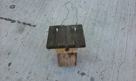 Home Made Bird Houses in Aurora, Illinois