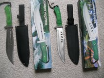knifes in St. Charles, Illinois