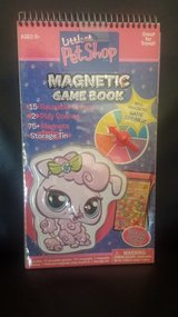 New!  Littlest Pet Shop Magnetic Game Book in Naperville, Illinois