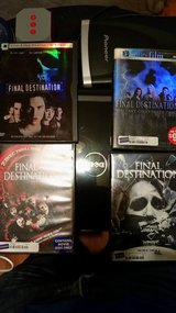 Final Destination 1-4 in Leesville, Louisiana