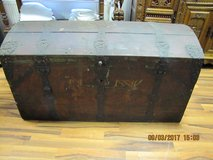 Chest  from German 1889 deted in Spangdahlem, Germany