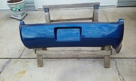 2005 Ford Mustang Rear Bumper Blue Metallic in Elgin, Illinois