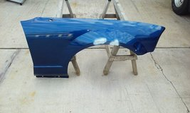 2005 Ford Mustang RIGHT Front Fender Blue Metallic Dents in Elgin, Illinois