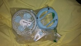 Battery operated fan- brand new in Fort Campbell, Kentucky