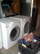 @@@  Washer + Gas Dryer  @@@ in Yucca Valley, California