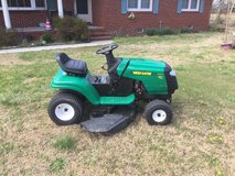 Weedeater 15 HP Riding Mower in Camp Lejeune, North Carolina