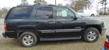 2003 Chevy Tahoe in Spring, Texas
