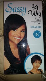 """18"""" Sassy Synthetic Wig in Beaufort, South Carolina"""