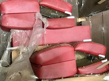 SET OF BACK TO BACK BOAT SEATS - NEW- ONE FOR EACH SIDE in Fort Polk, Louisiana