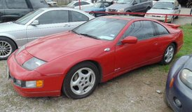 1991 Nissan 300 ZX - Red in Spring, Texas