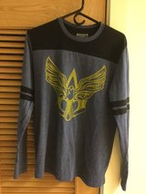 Assassin's Creed IV  Black Flag shirt - size med. long sleeves - used in Okinawa, Japan