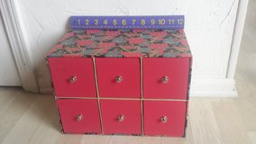6 Drawer Craft Storage Organizer (2 available) in Bolingbrook, Illinois