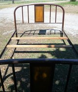 Antique Metal Bed in Fort Campbell, Kentucky