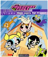 Powerpuff Girls Mojo Jojo's Pet Project 2001 Collectibles Rare OOP Games PC in Morris, Illinois