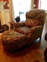 Handmade Chair w/ Ottoman from The Carriage House in Camp Lejeune, North Carolina