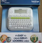 NEW BROTHER LABEL MAKER in Plainfield, Illinois