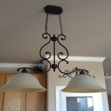 Island/bar/pool table light in Naperville, Illinois