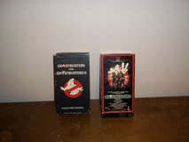 Ghost Busters VHS Combo Pack in Fort Campbell, Kentucky
