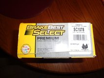 Front Disc Brake Pads for Subaru Tribeca 2008 New in Box Ceramic SC1078 in Algonquin, Illinois