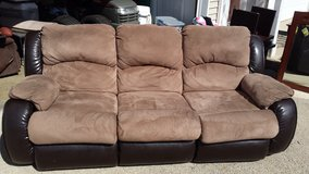 Recliner couch..$200!!! OBO!! in Naperville, Illinois