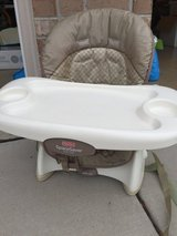 Space saver Highchair in St. Charles, Illinois