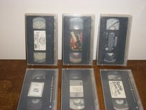 6 Kids VHS Movies in Fort Campbell, Kentucky
