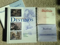 Learn SPANISH with Destinos in Naperville, Illinois