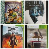 Xbox 360 Games Lot #1 in Lawton, Oklahoma
