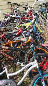 Bikes  $12 each in Fort Riley, Kansas