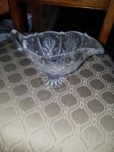 Lenox Crystal Gravy Bowl in Clarksville, Tennessee
