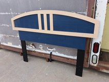 Full size headboard and frame in Fort Riley, Kansas