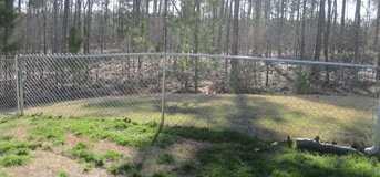 Chain Link Fence in Fort Bragg, North Carolina