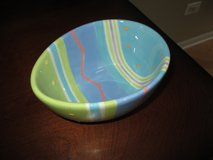 Ceramic Egg Shaped Dish Bowl for Easter in Naperville, Illinois