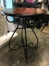 Chesington Tuscan Brown Bar Table from Pier 1 Imports in Wilmington, North Carolina