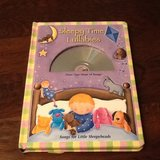 Sleepy time lullabies  book wiith cd in Spangdahlem, Germany