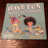 Have Fun Molly Lou Melon Book in Spangdahlem, Germany