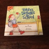 Taking Diabetes to School Book in Spangdahlem, Germany