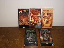 5 Action VHS Movies in Fort Campbell, Kentucky