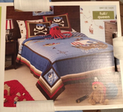 Pirate Bed quilt- full size by Circo-Target in Naperville, Illinois