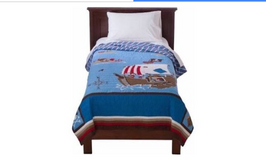 Pirate Bed quilt - Twin size by Circo - Target in Naperville, Illinois