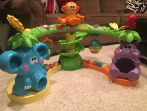 Fisher price musical jungle in Oswego, Illinois