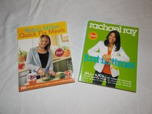 Robin Miller & Rachel Ray Cookbooks in Hopkinsville, Kentucky