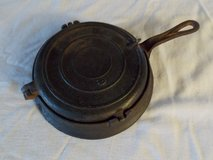 Antique Cast Iron Waffle Iron in Fort Campbell, Kentucky