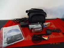 Panasonic 3CCCD PV-GS120 Mini DV Stereo Camcorder in Ramstein, Germany