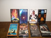 8 VHS Movies in Fort Campbell, Kentucky